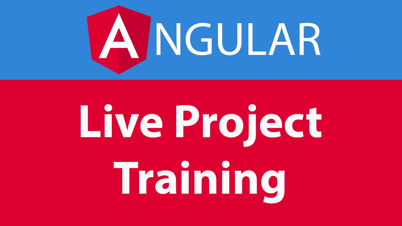 Angular Project Training