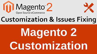 Magento 2 Customization